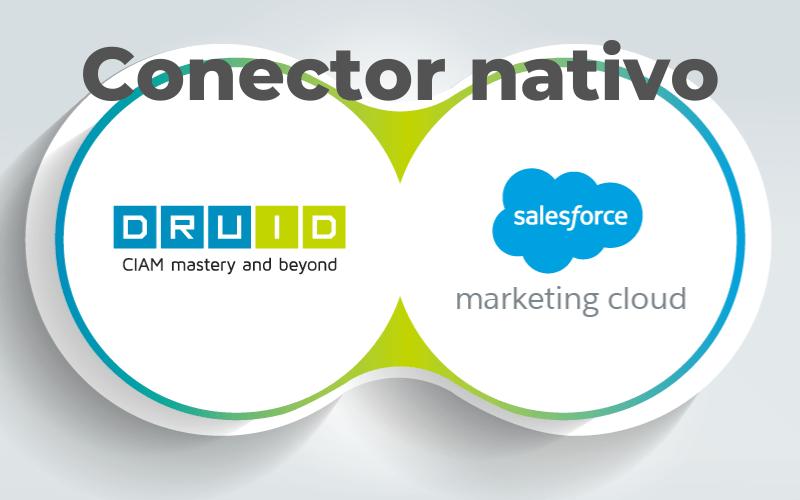 DruID amplia su conexión con Salesforce Marketing Cloud