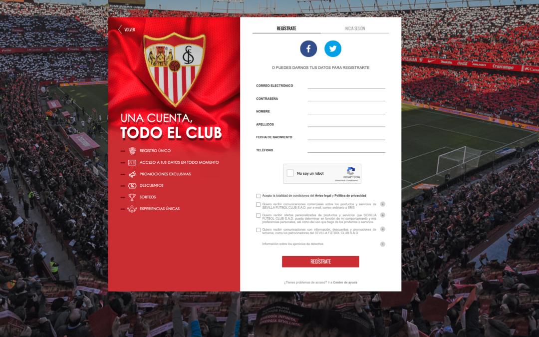 Sevilla F.C. confía en DruID para su estrategia digital