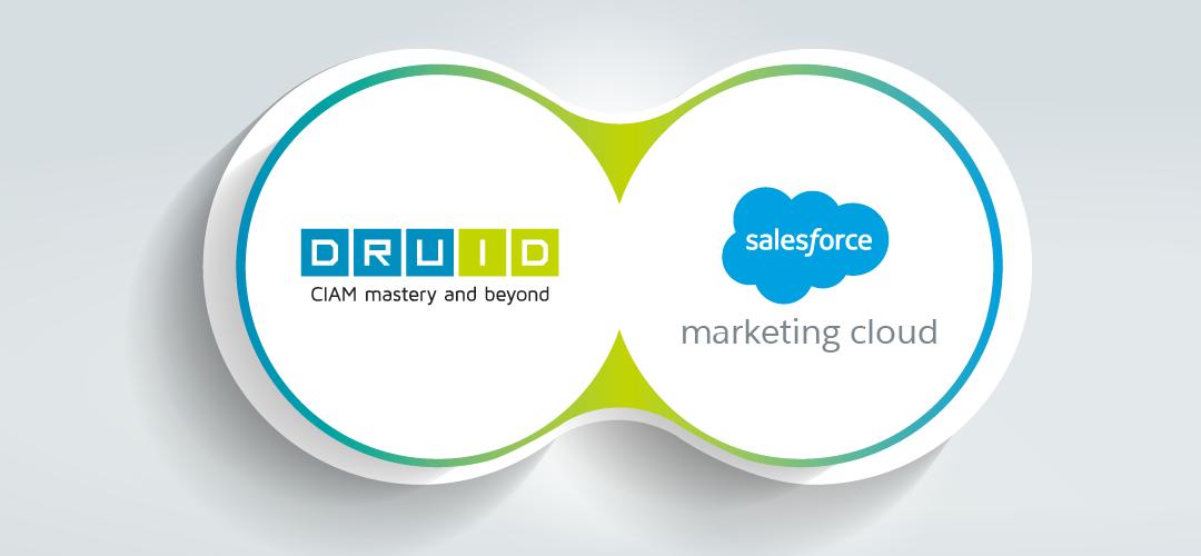 DruID amplia su conexión con Salesforce Marketing Cloud Este conector continuará ampliando las capacidades de marketing relacional