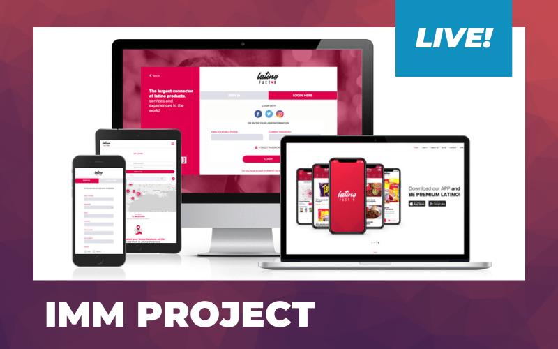El proyecto desarrollado para IMM ya está operativo