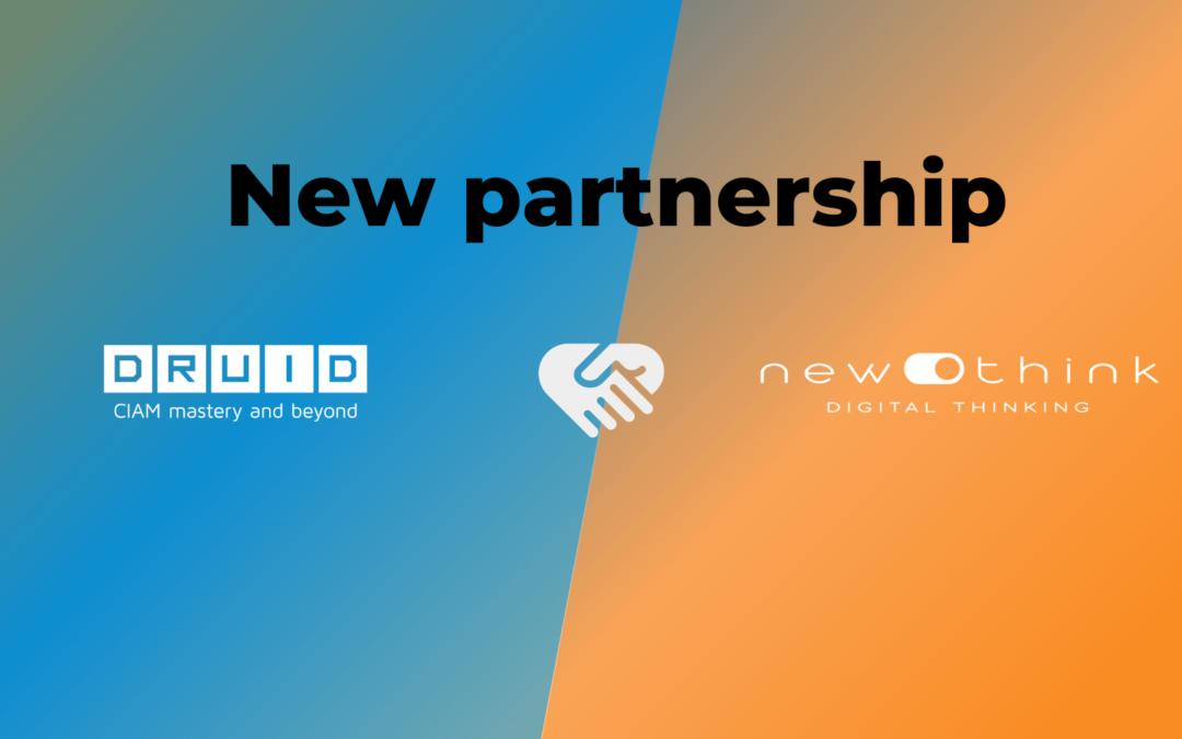 DruID & NewThink se alían para potenciar la Gestión de la identidad